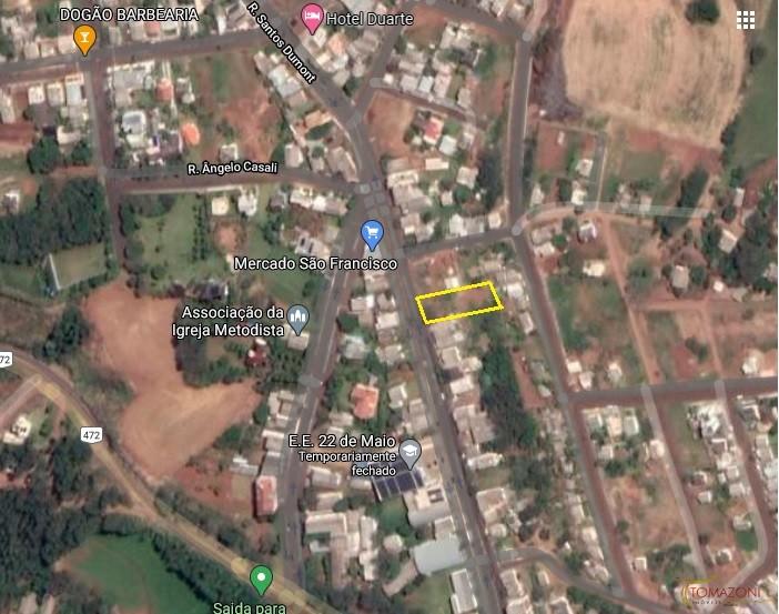 Terreno para venda em Palmitinho/RS