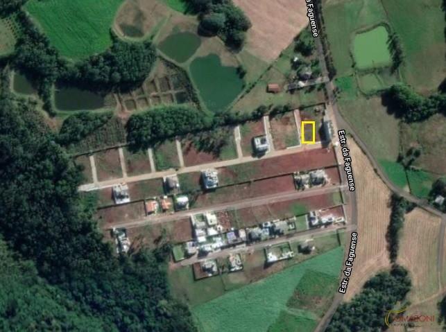 Terreno para venda em Frederico Westphalen/RS